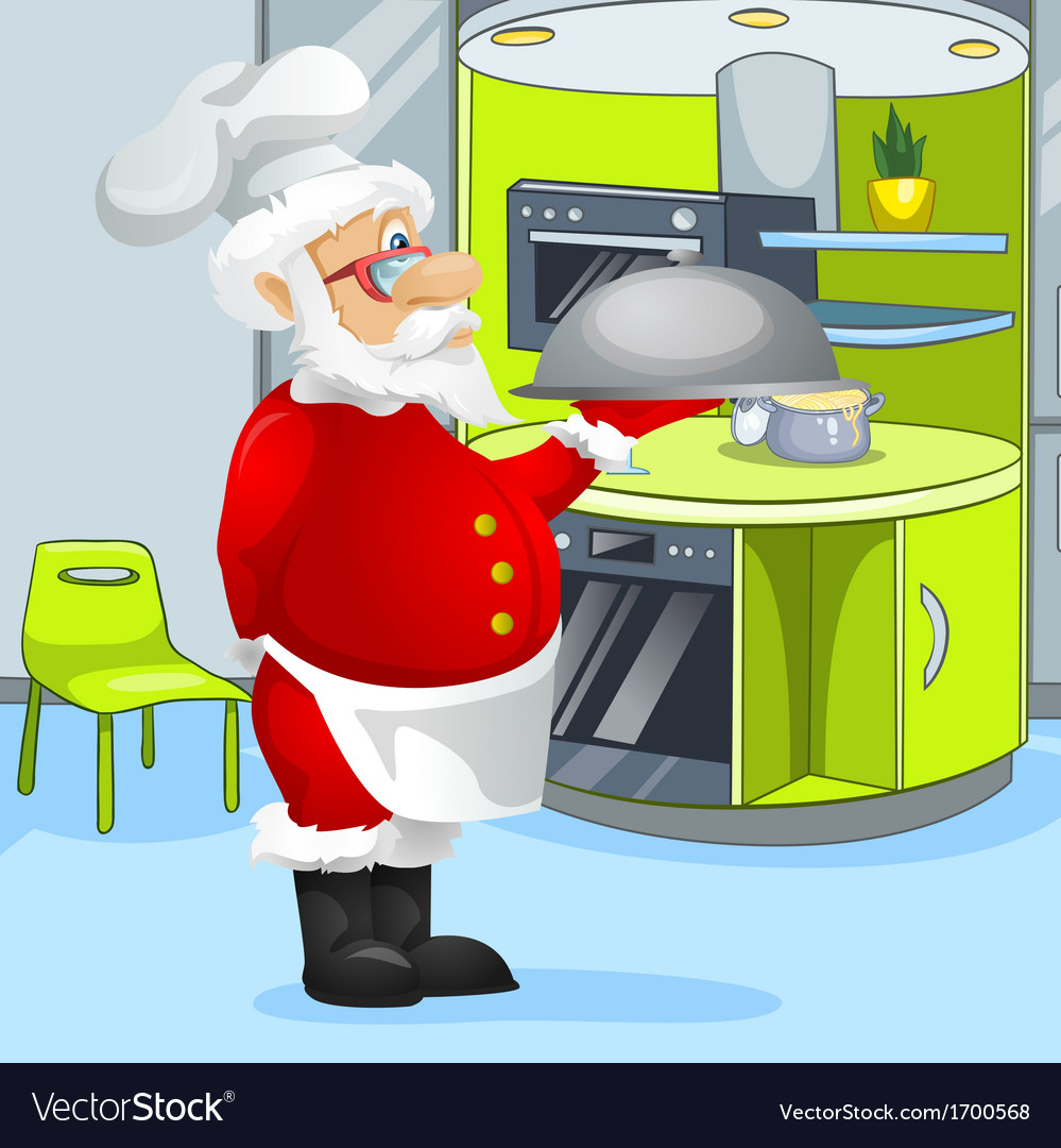 Santa claus vector | Price: 1 Credit (USD $1)