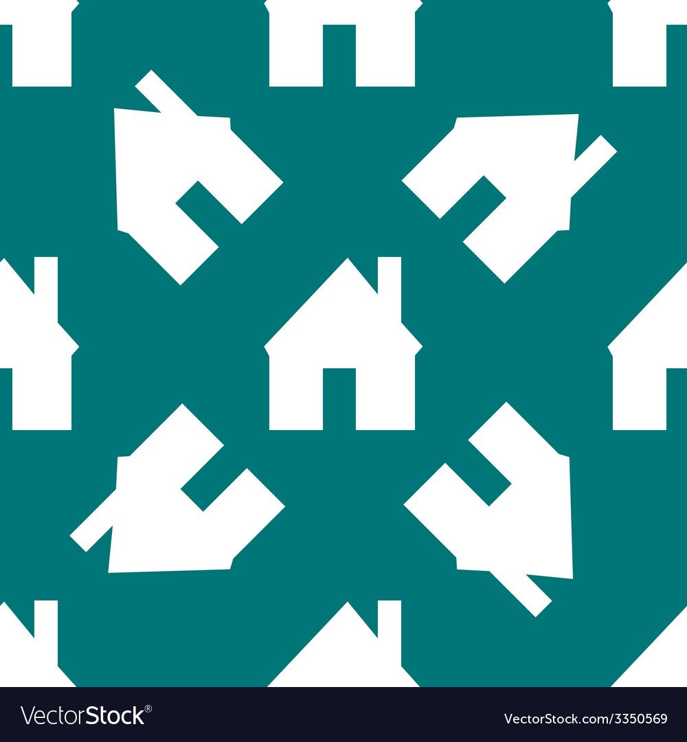 Home web icon flat design seamless pattern vector   Price: 1 Credit (USD $1)