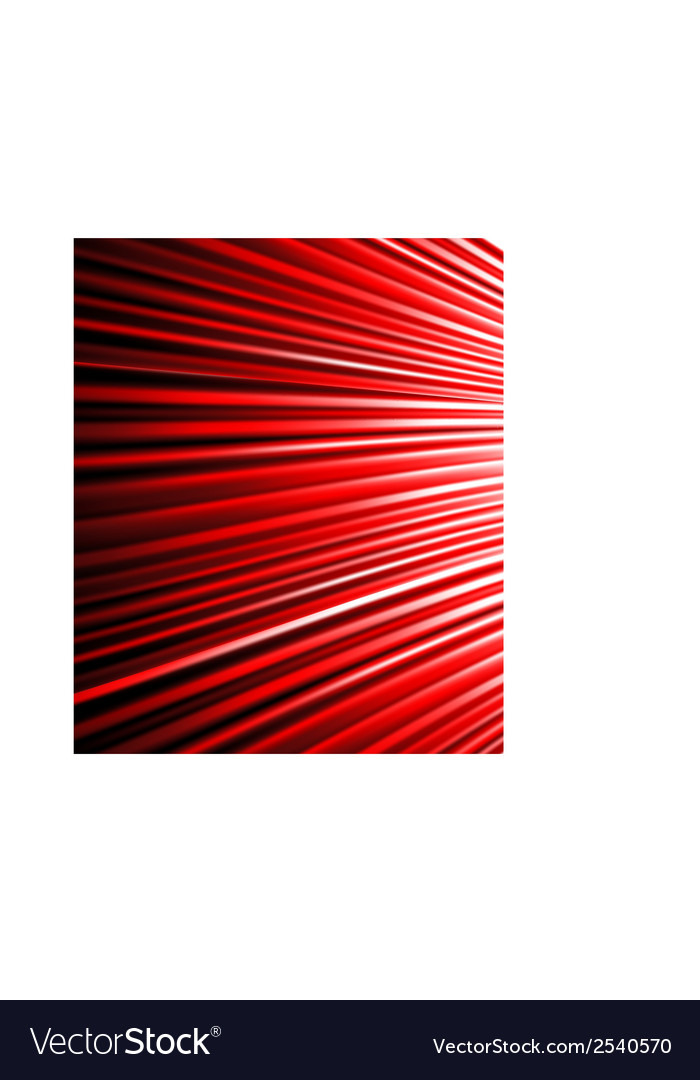 Background of red luminous rays vector | Price: 1 Credit (USD $1)