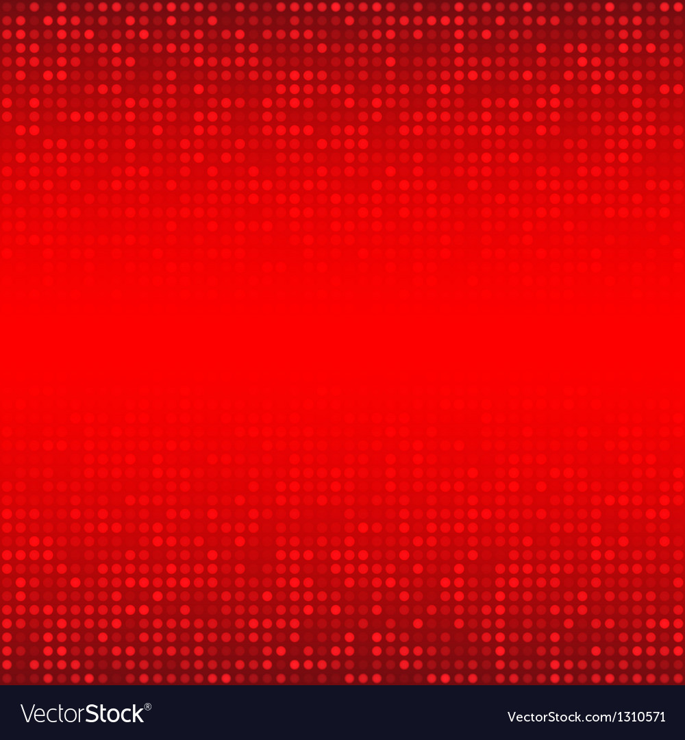 Abstract red technology background vector | Price: 1 Credit (USD $1)