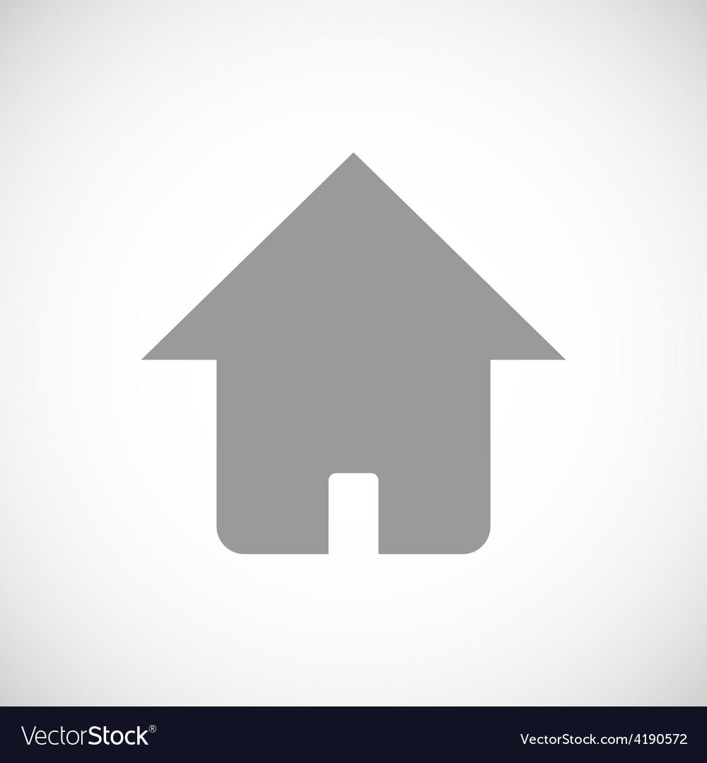 Home black icon vector | Price: 1 Credit (USD $1)