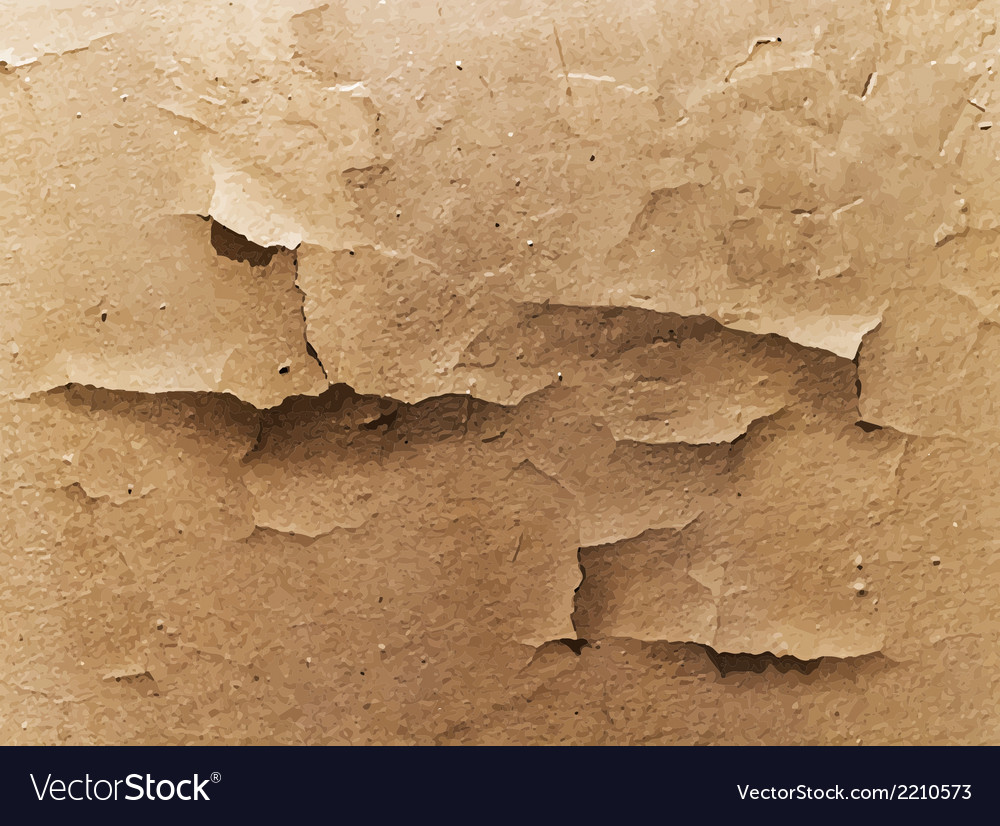 Old cracked wall vector | Price: 1 Credit (USD $1)