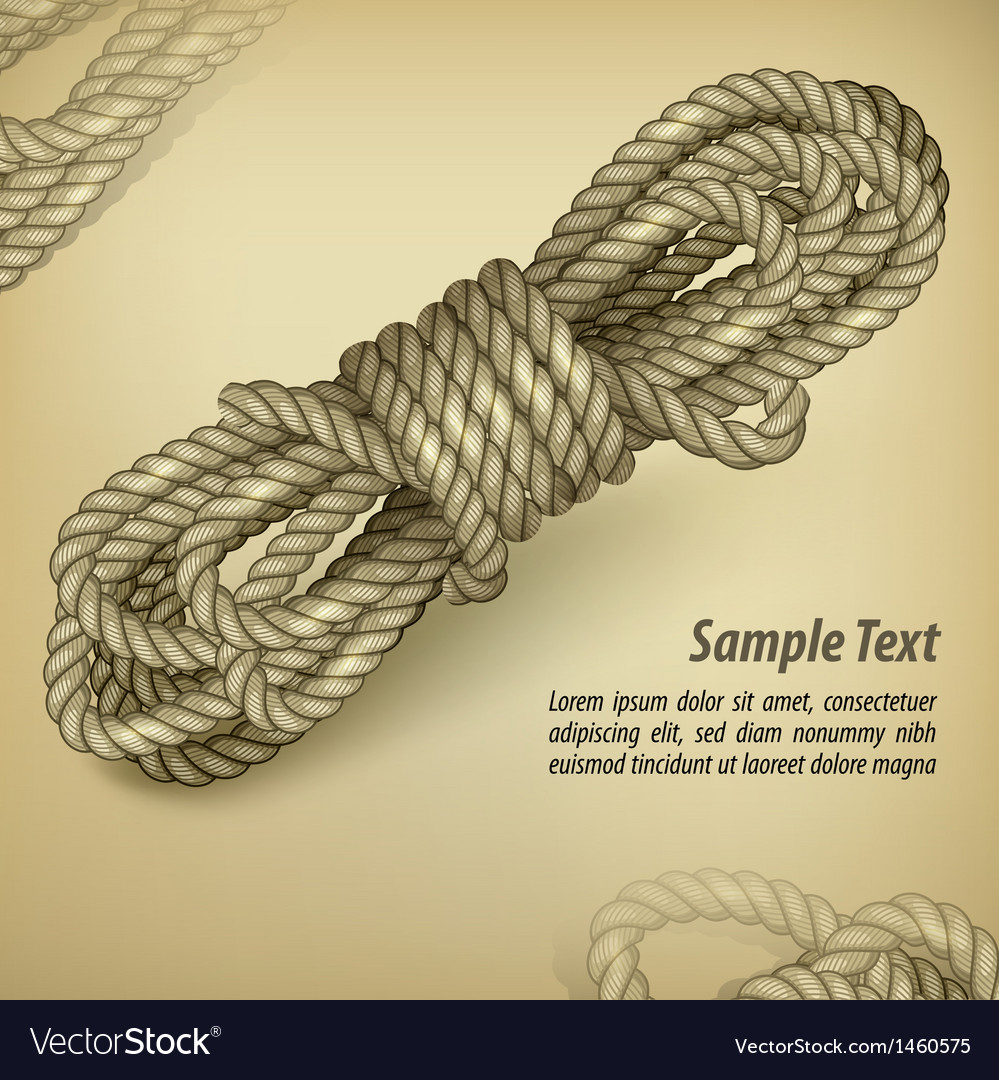 Rope color background 10 v vector | Price: 1 Credit (USD $1)