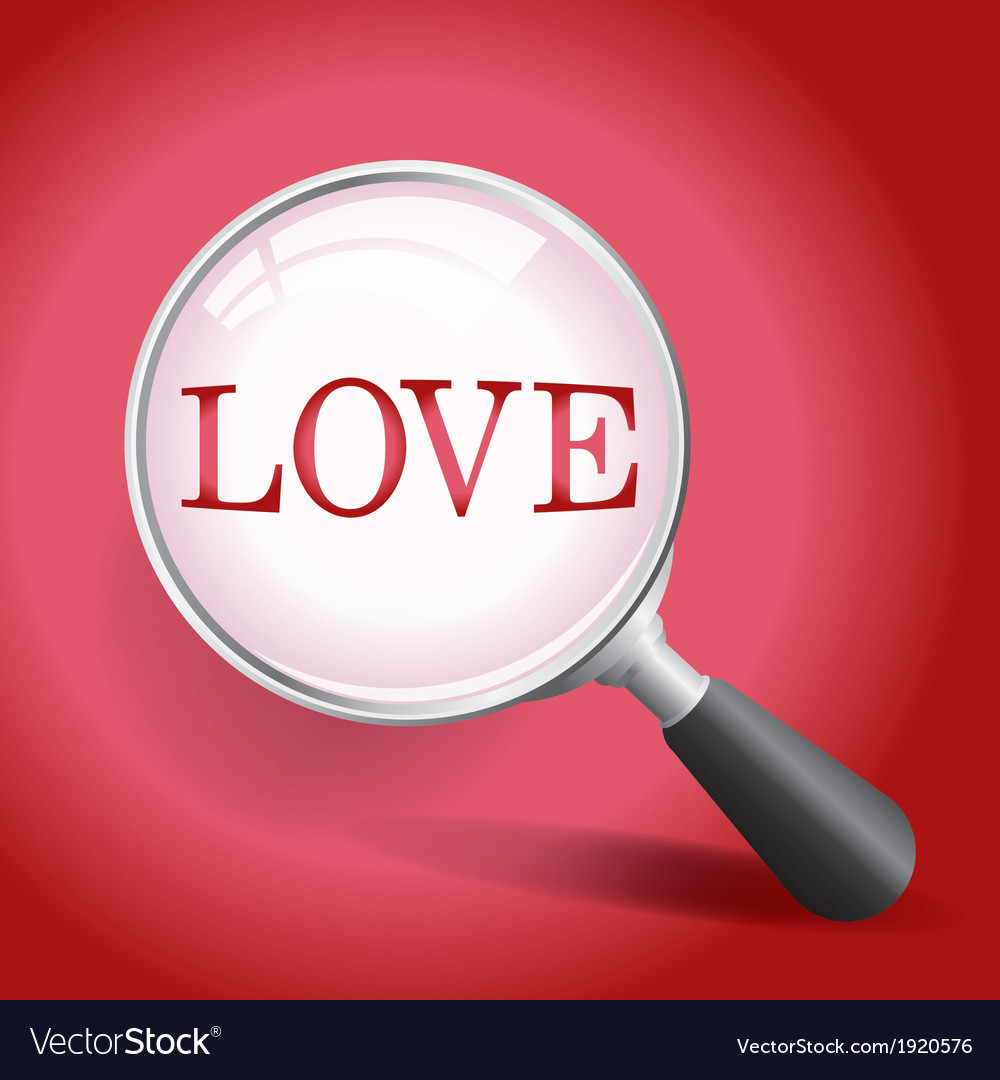 Finding love vector | Price: 1 Credit (USD $1)