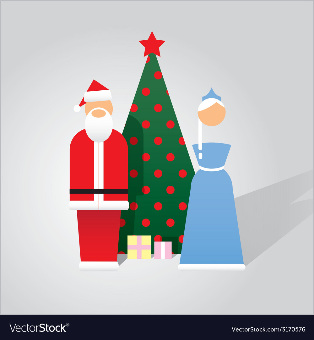 Flat design christmas cards vector   Price: 1 Credit (USD $1)