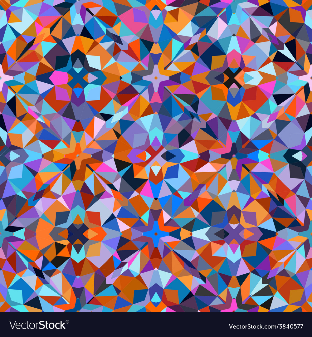 Colorful geometric pattern vector   Price: 1 Credit (USD $1)
