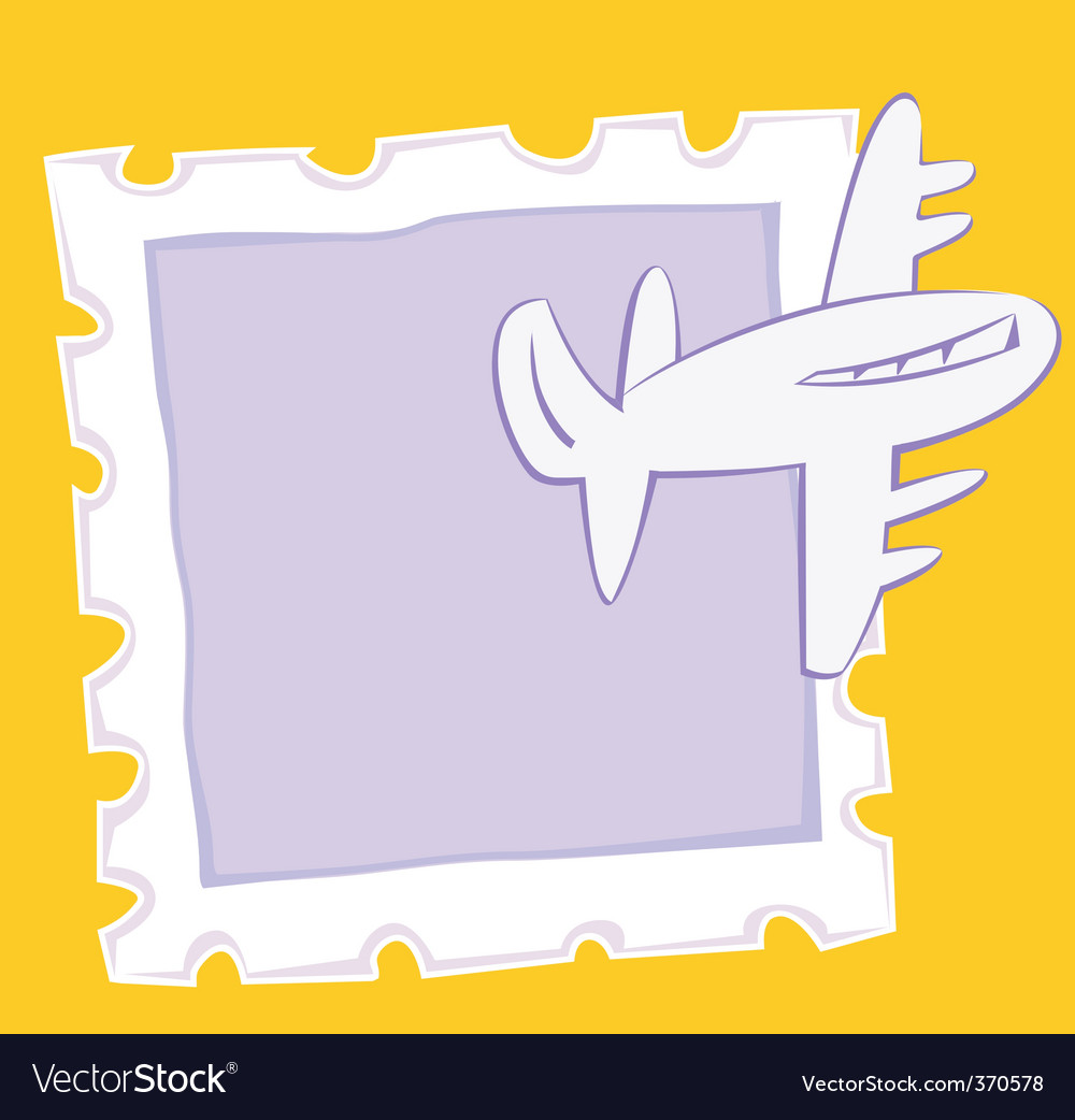 Aero plane vector | Price: 1 Credit (USD $1)
