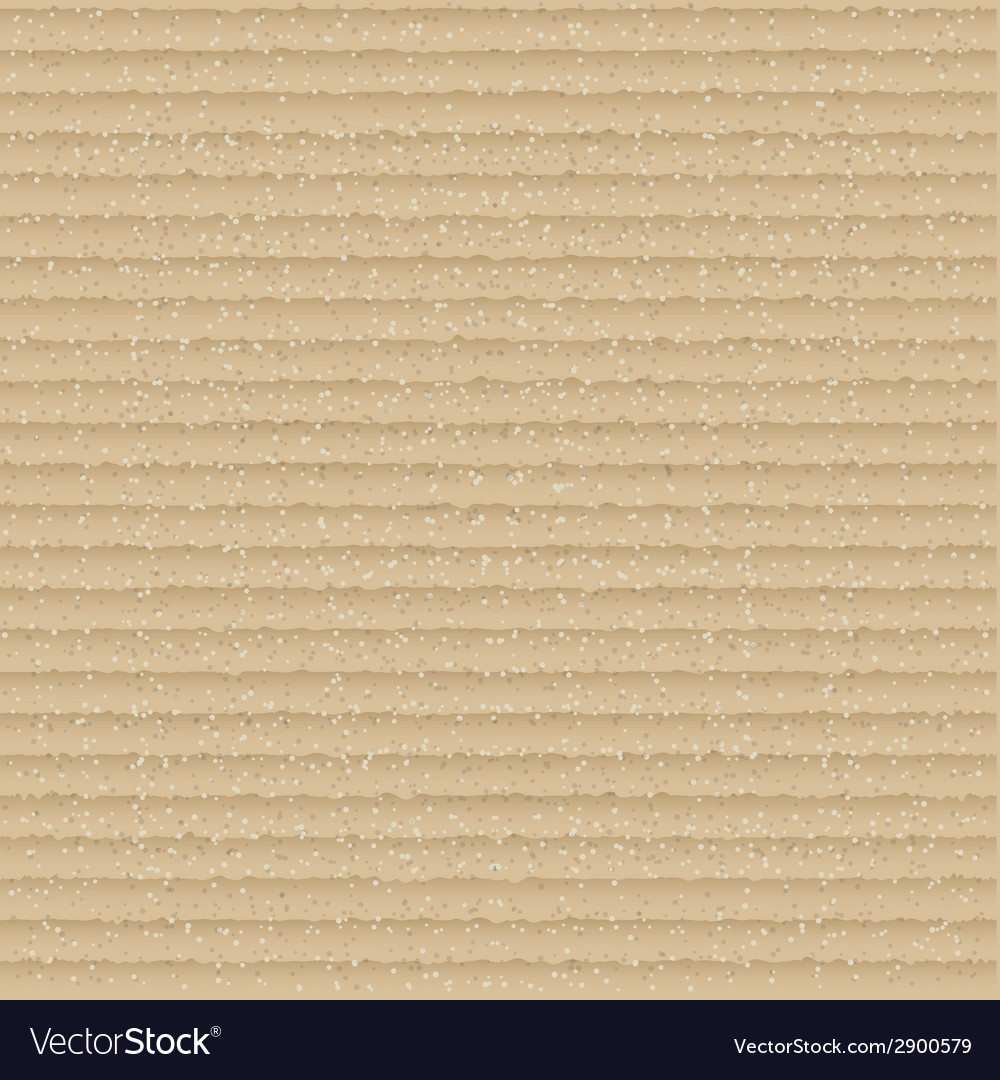 Modern cardboard texture background vector | Price: 1 Credit (USD $1)