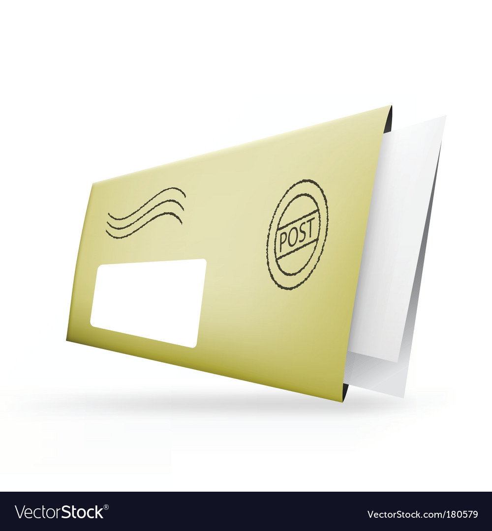 Post parcel vector | Price: 1 Credit (USD $1)