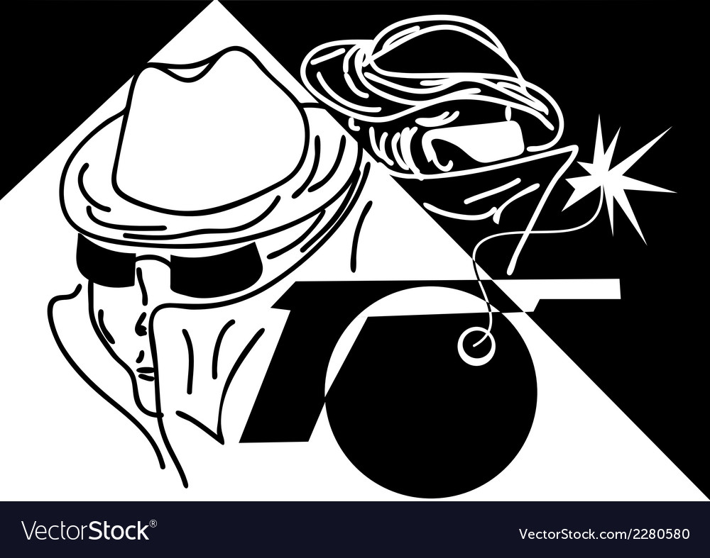 Spies vector | Price: 1 Credit (USD $1)
