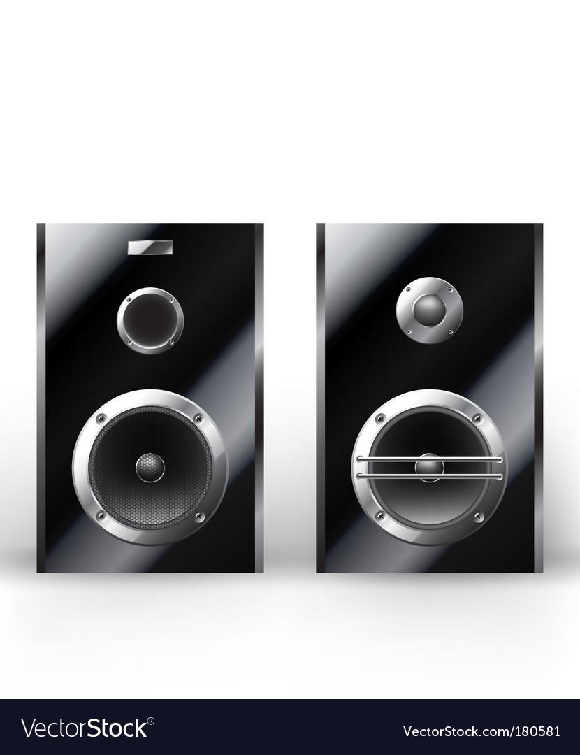 Illustration of a loudspeaker vector   Price: 1 Credit (USD $1)