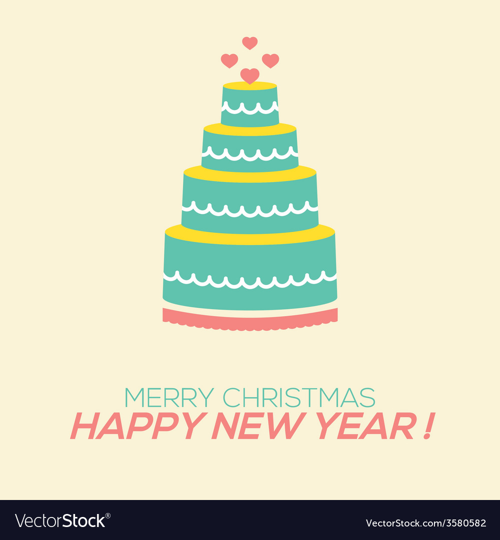 2015 new year card vector | Price: 1 Credit (USD $1)