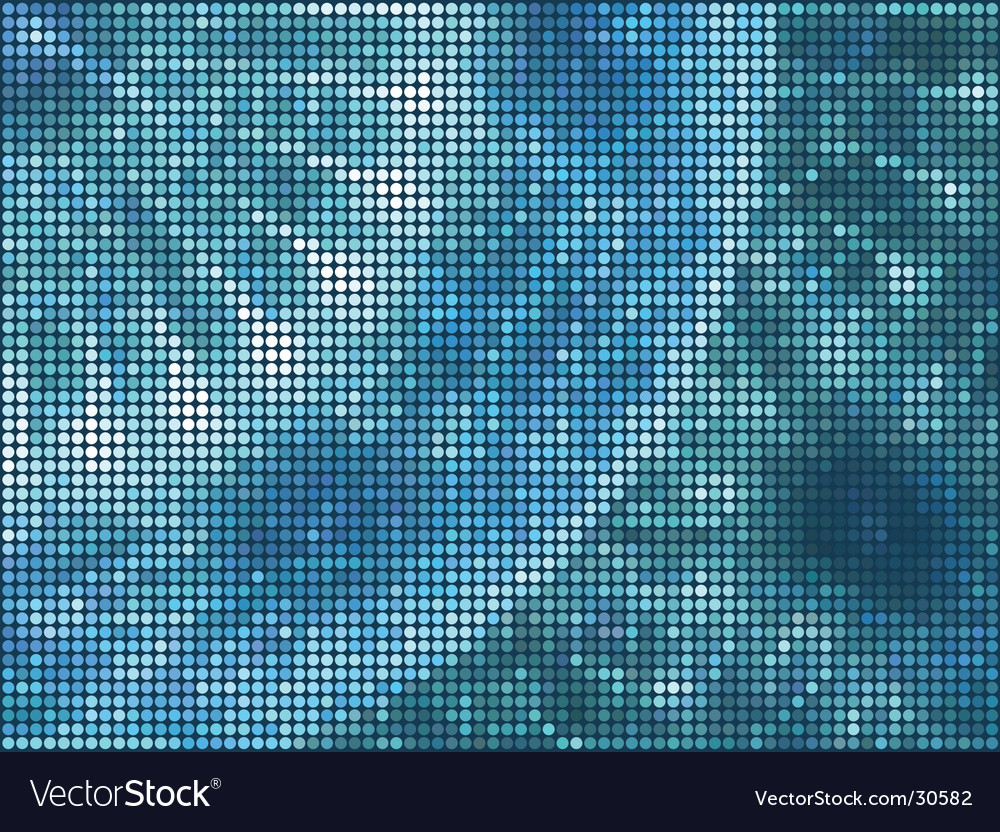 Abstract blue tiles background vector   Price: 1 Credit (USD $1)