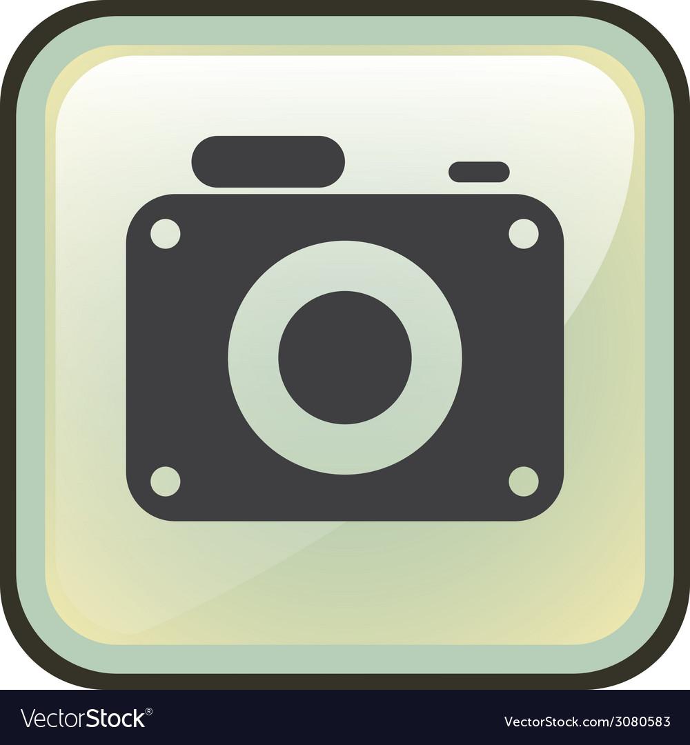 Camera sound design vector | Price: 1 Credit (USD $1)