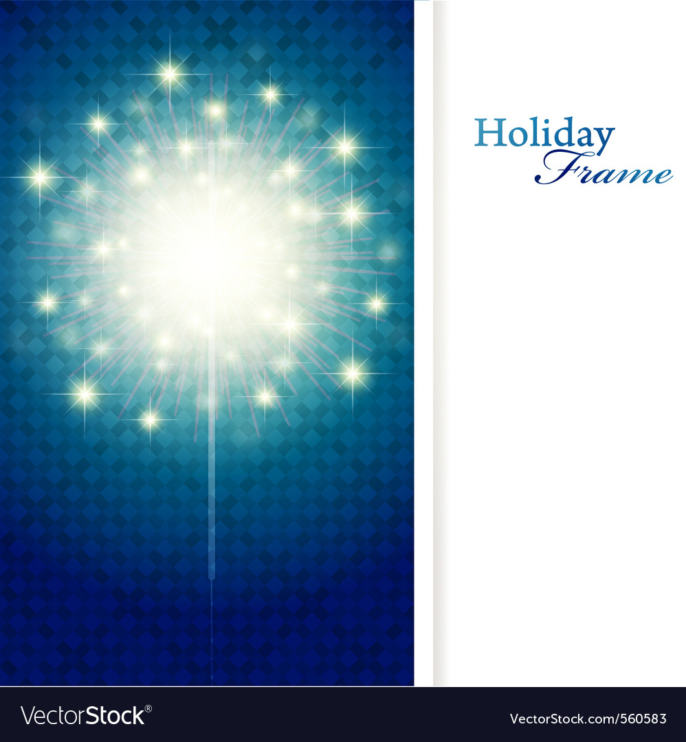 Holiday sparkle vector | Price: 1 Credit (USD $1)