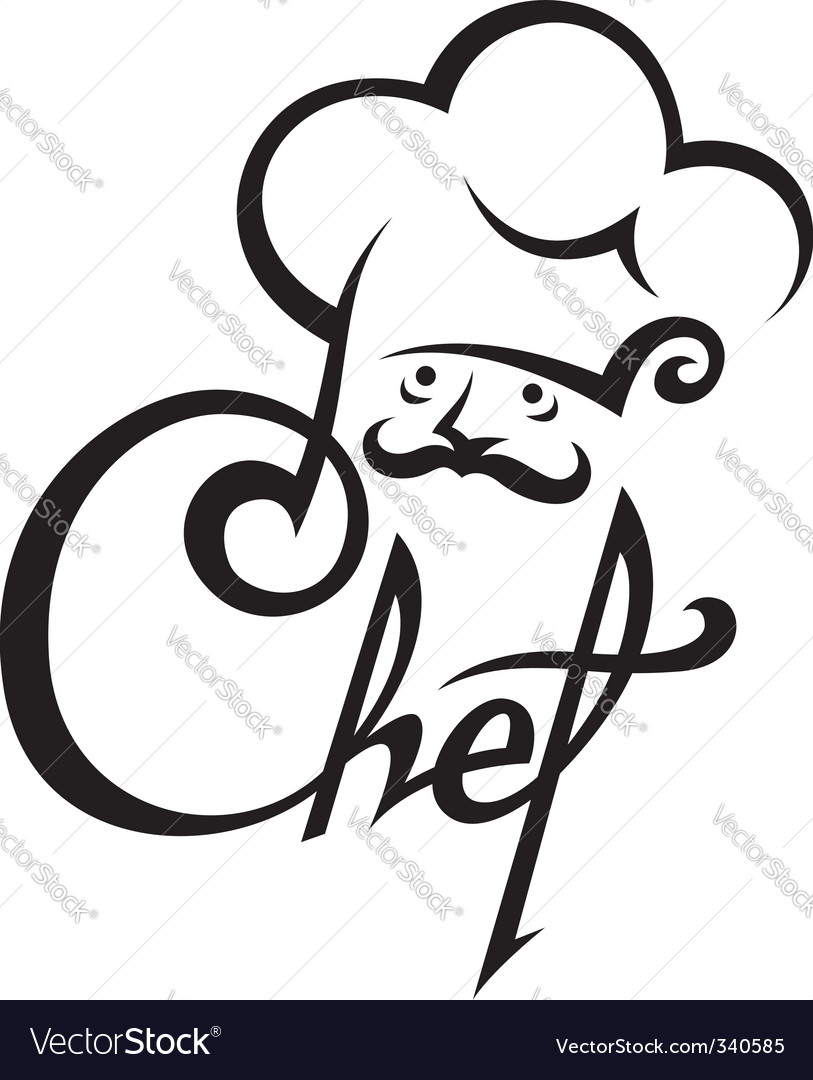 Chef icon vector | Price: 1 Credit (USD $1)