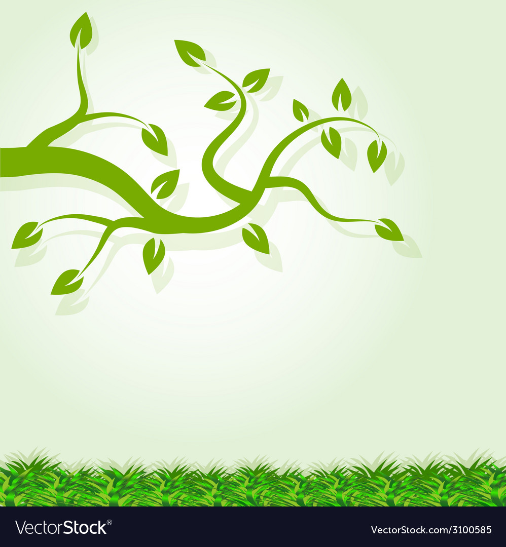 Cute spring background sample vector | Price: 1 Credit (USD $1)