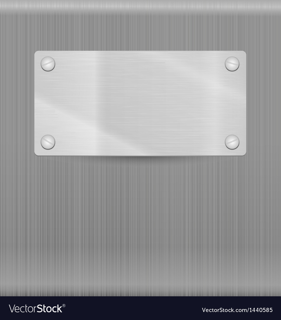 Metal texture for background vector | Price: 1 Credit (USD $1)
