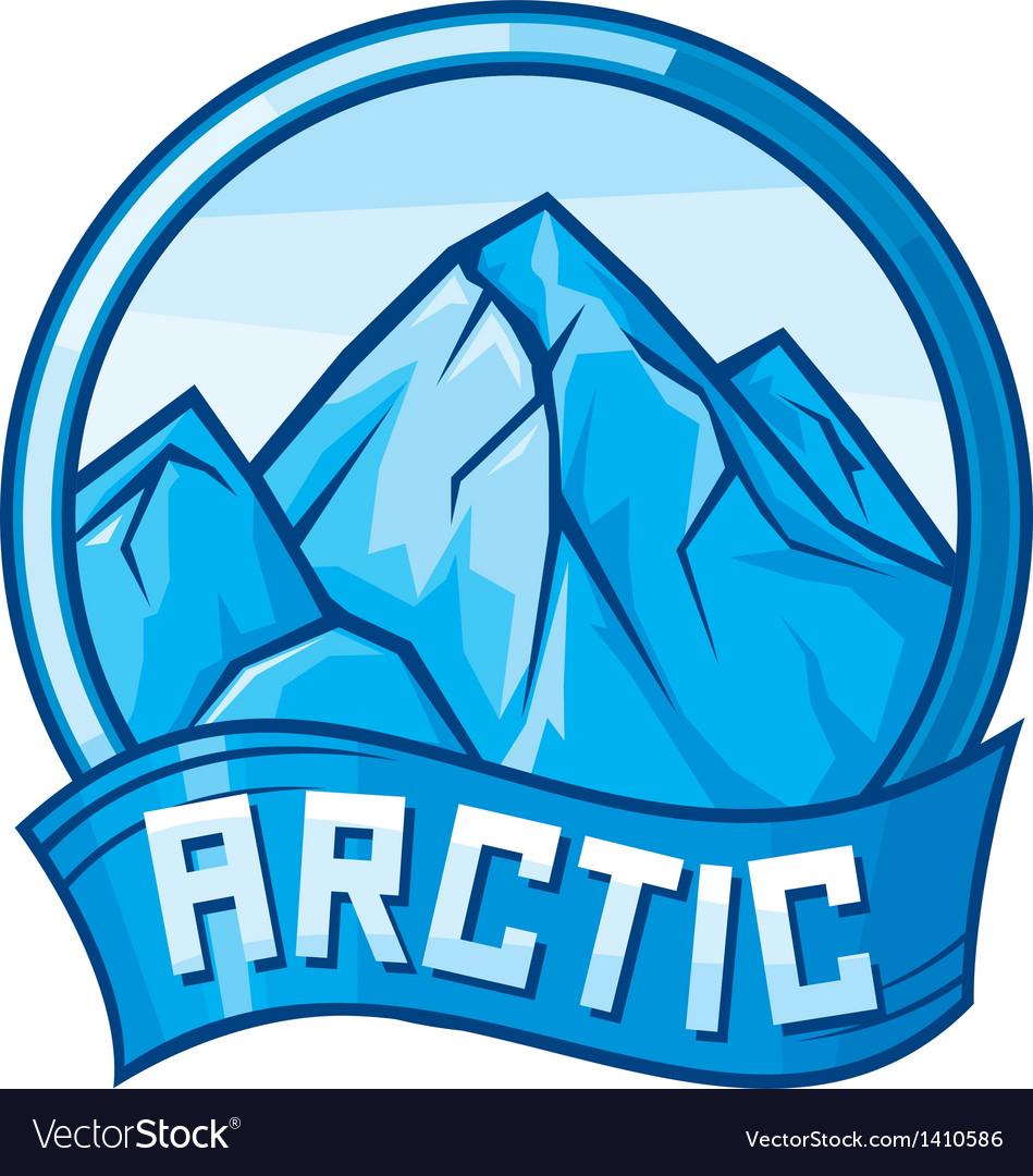 Arctic design vector | Price: 1 Credit (USD $1)