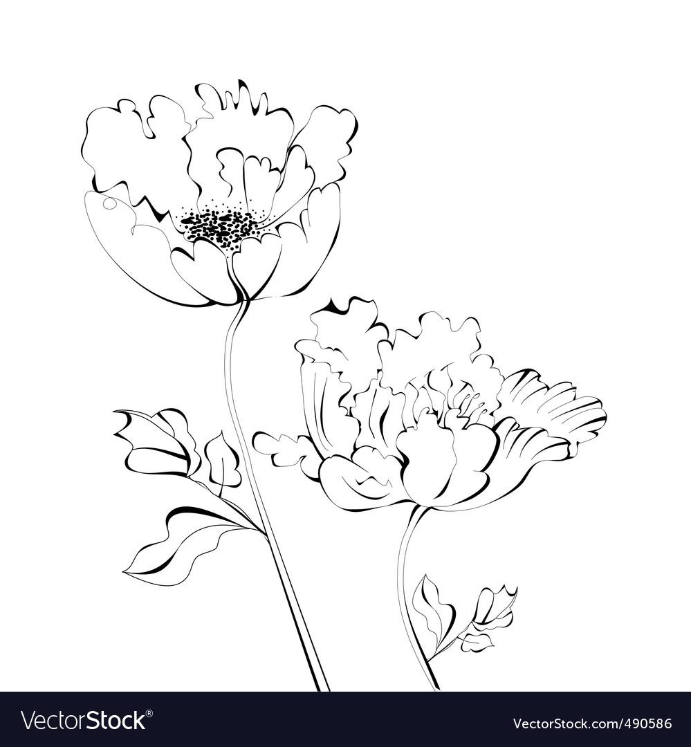 Flower graphics vector   Price: 1 Credit (USD $1)