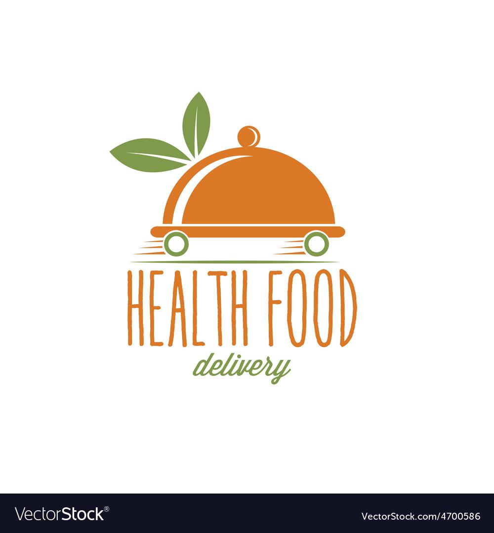 Health food delivery vector | Price: 1 Credit (USD $1)