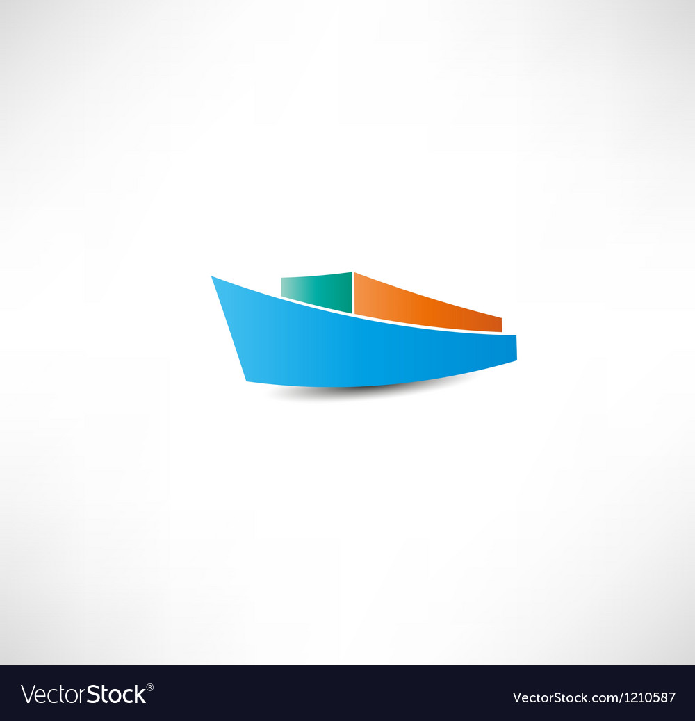 Ship vector | Price: 1 Credit (USD $1)