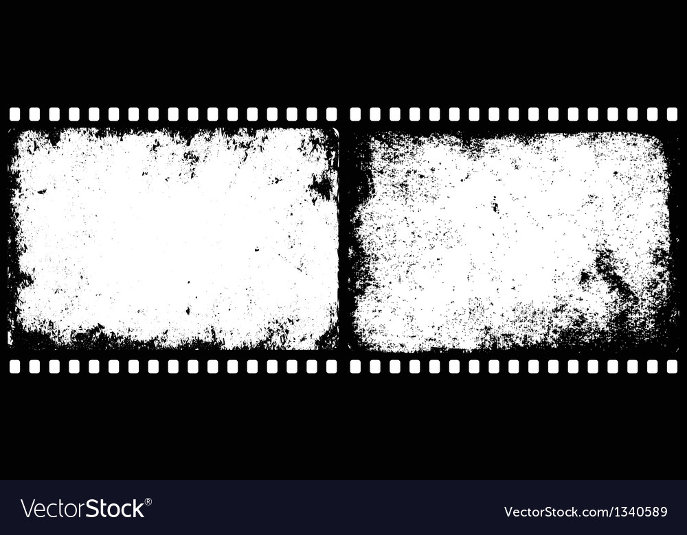 Film frames vector | Price: 1 Credit (USD $1)