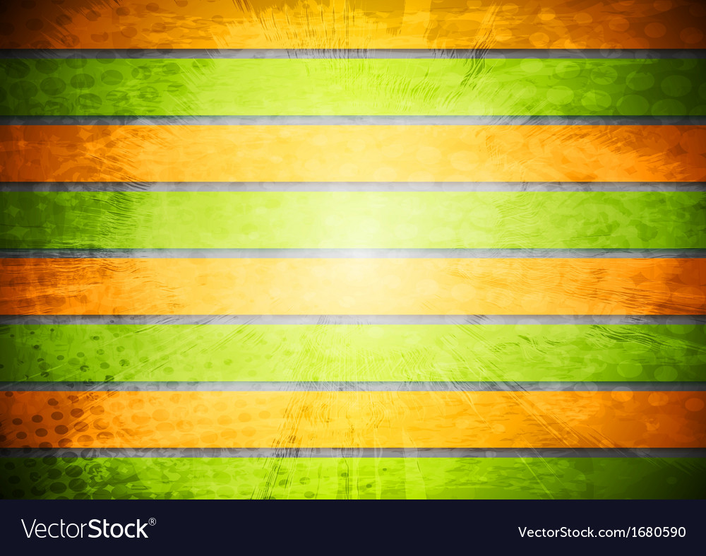 Abstract colourful grunge background vector | Price: 1 Credit (USD $1)