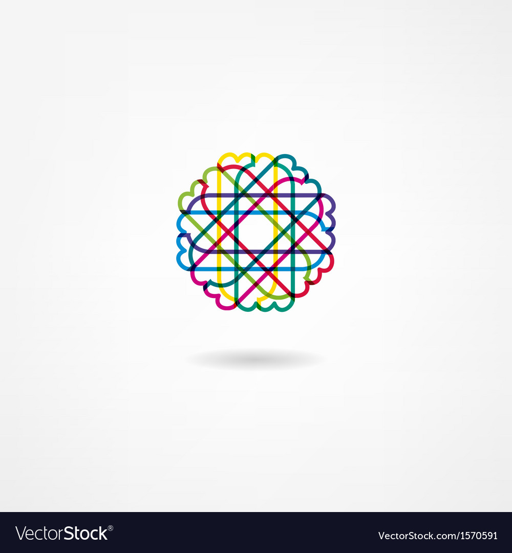 Abstract icon vector | Price: 1 Credit (USD $1)
