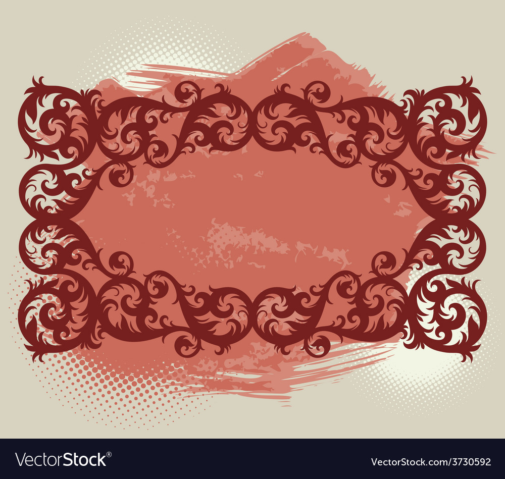 8floral line 12 2 vector | Price: 1 Credit (USD $1)