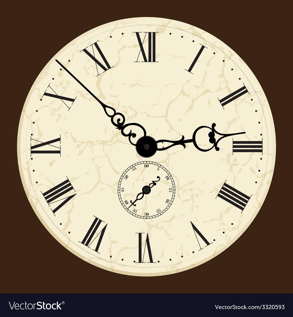 Old clock vector   Price: 1 Credit (USD $1)