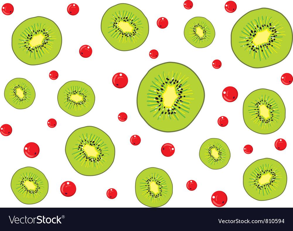 Background kiwi vector | Price: 1 Credit (USD $1)