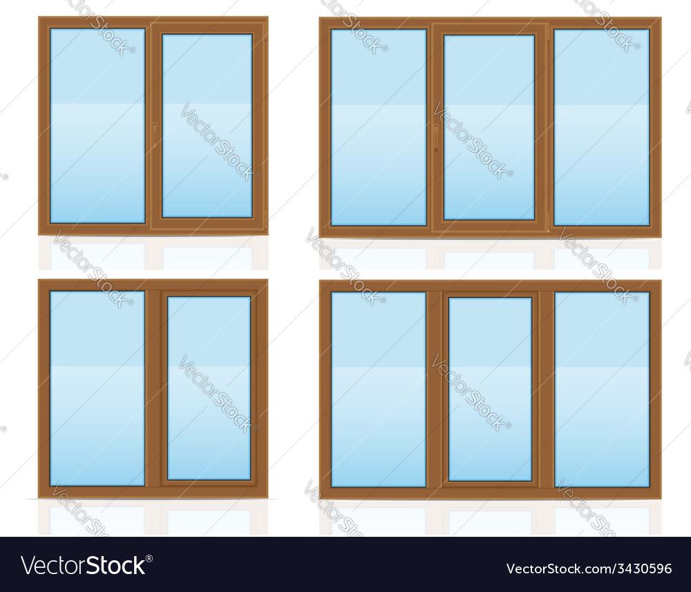 Plastic window 10 vector   Price: 1 Credit (USD $1)