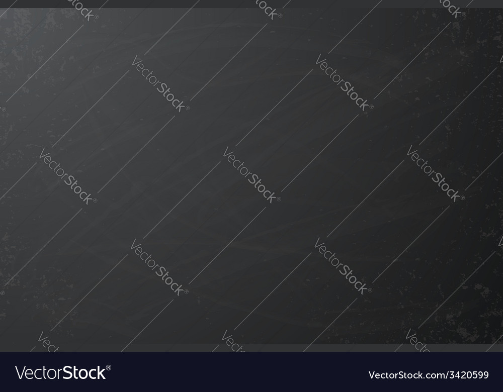 Black chalkboard background vector | Price: 1 Credit (USD $1)