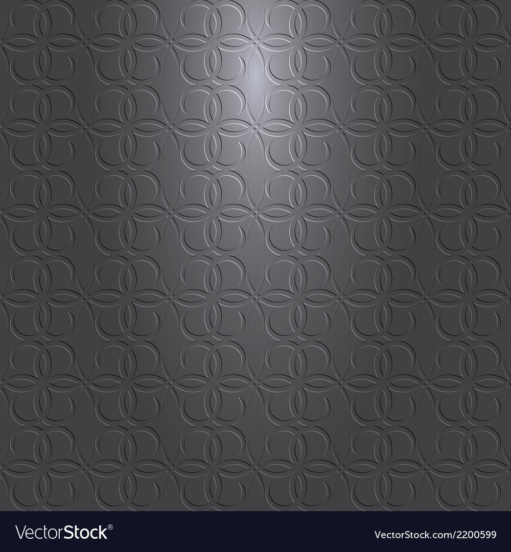 Gray or black background with pattern and light vector | Price: 1 Credit (USD $1)