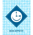Happy smiley clock vector
