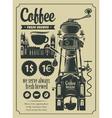 Cafe shop vector