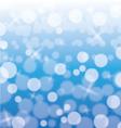 Shiny bubble background vector
