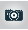Photo camera icon sign and button vector