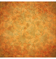 Floral ancient background vector