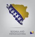 Bosnia and herzegovina vector