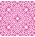 Pink seamless abstract mosaic tiles pattern vector