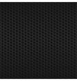 Black metallic mesh vector