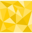 Triangle yellow background seamless sunny pattern vector