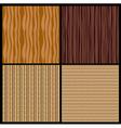 4 wood texture vector