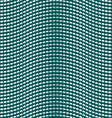 Seamless tiled waves vector