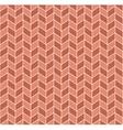 Seamless retro geometric pattern vector