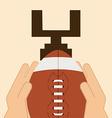 American football vector