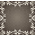 Grey antique background vector