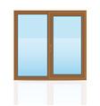 Plastic window 06 vector